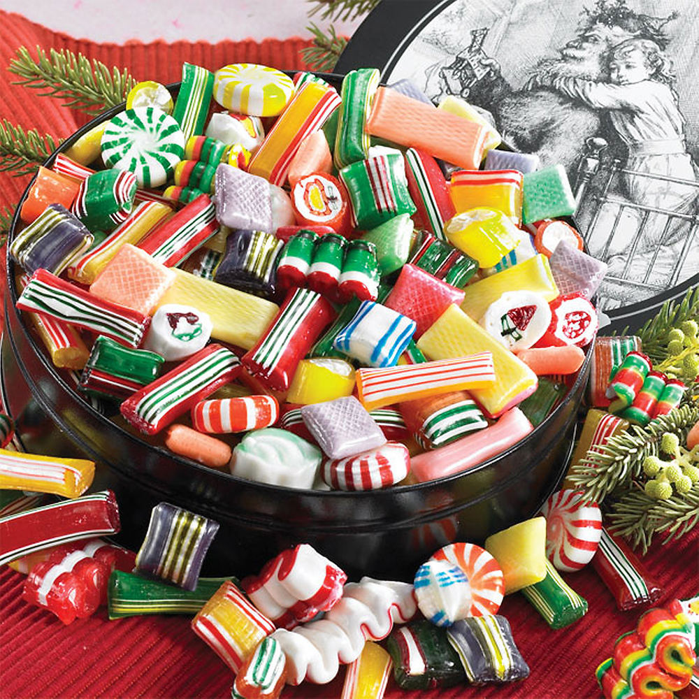 Old-Fashioned Candy Mix - Flavor Out of Stock   Figi\'s Gifts in Good ...