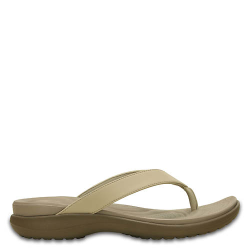 V Flip Capri V Crocs Flip Crocs Capri women's 6xwqRE