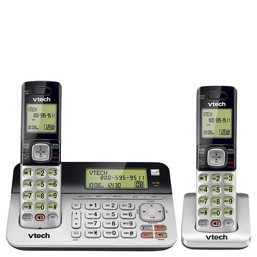 VTech® Dual Keypad Answering System