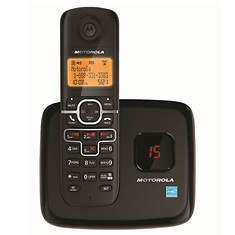 Motorola 1-Handset Cordless Phone