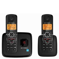 Motorola 2-Handset Cordless Phone