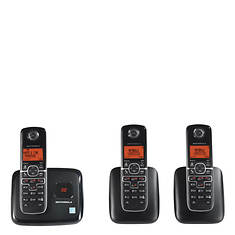 Motorola 3-Handset Cordless Phone