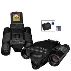 Vivitar 12x25 Digital Camera with Binoculars