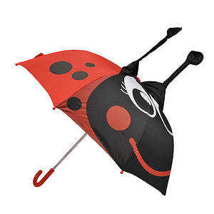 Western Chief Girls' Ladybug Umbrella
