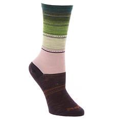 Smartwool Women's Sulawesi Stripe Crew Socks
