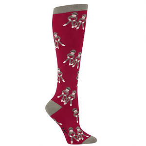 Sock It To Me Women's Sock Monkey Socks