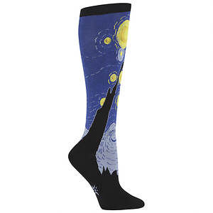 Sock It To Me Women's Starry Night Socks