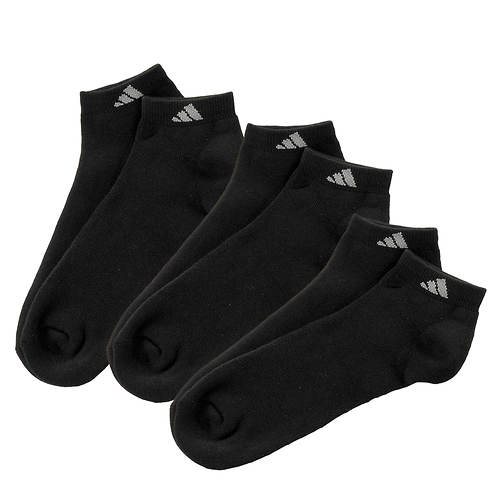 adidas Men's 6-Pack Low Cut Sock