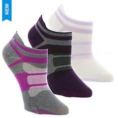 Asics Women's 3-pack Quicklyte® Single Tab Socks