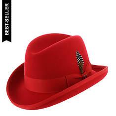 Stacy Adams Men's Wool Felt Hat