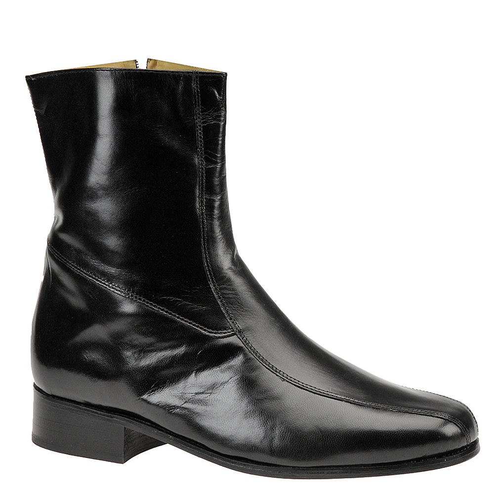 1970s Men's Clothes, Fashion, Outfits Nunn Bush BRISTOL Mens Black Boot 13 M $84.95 AT vintagedancer.com