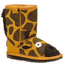 Emu Australia Boys' Litte Creatures Giraffe (Toddler)