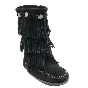 Minnetonka 3-Layer Fringe Boot (Girls' Toddler-Youth)