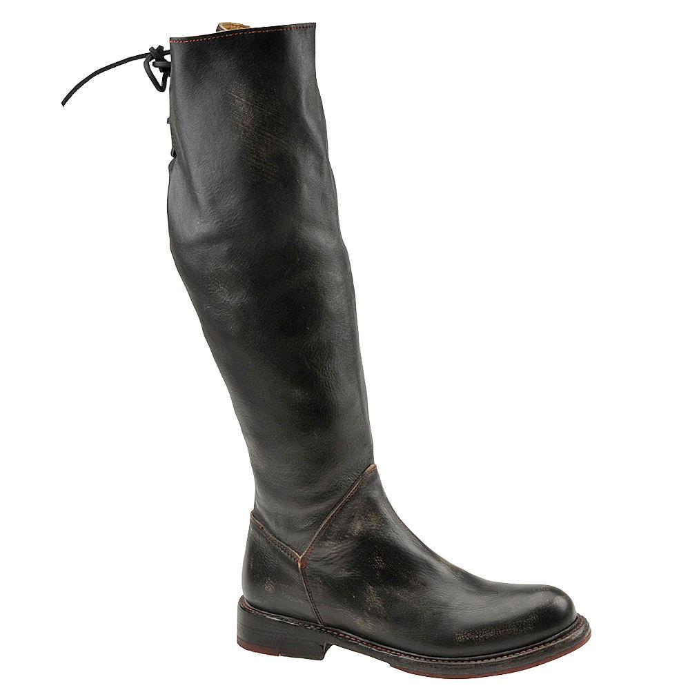 1940s Women's Footwear Bed Stu Manchester II Womens Black Boot 10 M $295.00 AT vintagedancer.com