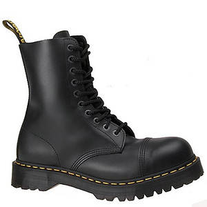 Dr. Martens Men's 8761 10 Eye Cap Steel Toe