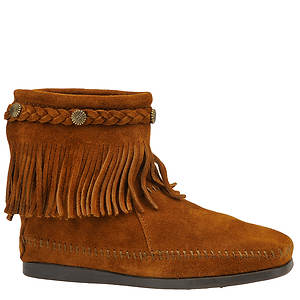 Minnetonka Women's Hi Top Back Zip
