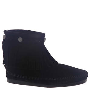 Minnetonka Women's Hi Top Back Zip Boot
