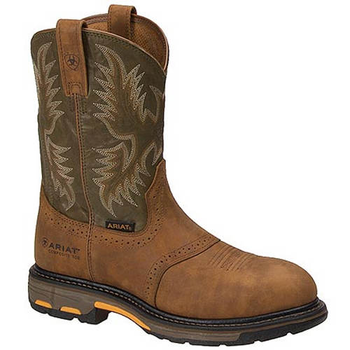 Ariat Men's Work Hog Pull On Composite Toe