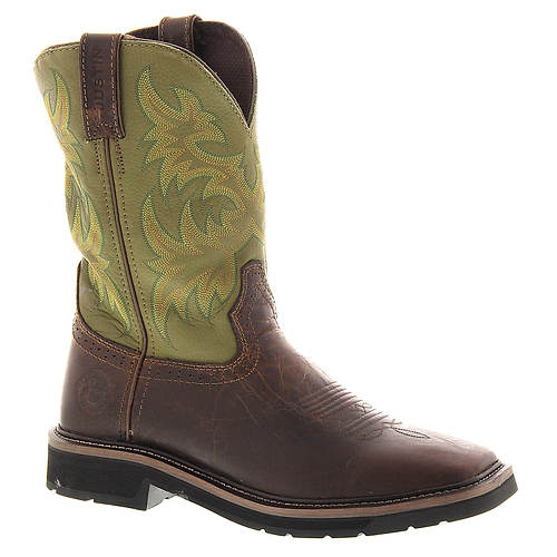 Justin Original Workboots Stampede Square Toe (Men's)
