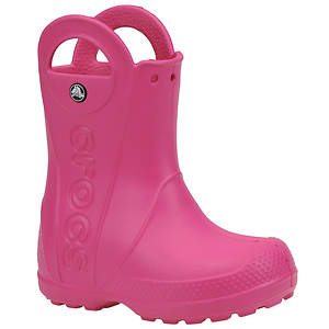 Crocs™ Handle It Rain Boot (Girls' Toddler)