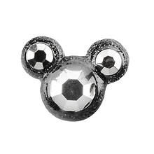 Jibbitz™ Holographic Mickey Head