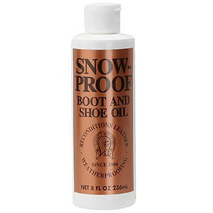 Snow-Proof Boot And Shoe Oil