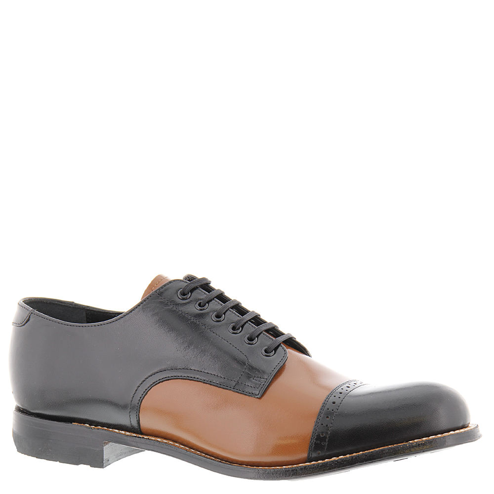 60s Mens Shoes | 70s Mens shoes – Platforms, Boots Stacy Adams MADISON 00012 Mens $119.95 AT vintagedancer.com