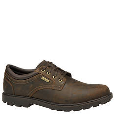 Rockport Men's Rugged Bucks Plain Toe WP Oxford