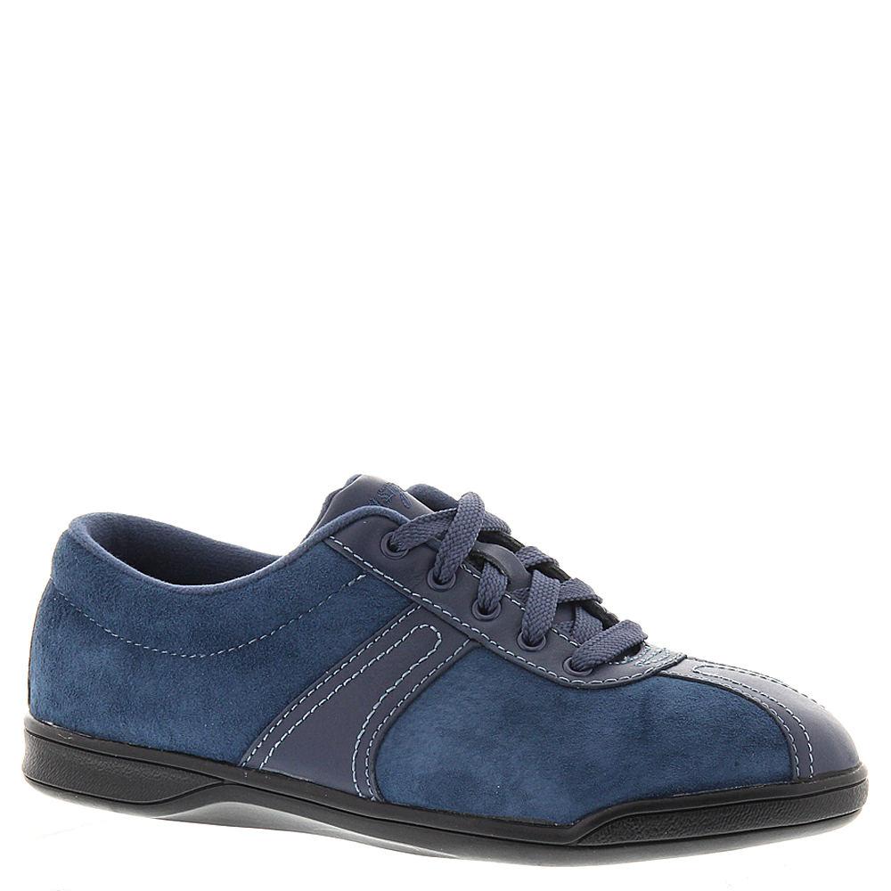 70s Shoes, Platforms, Boots, Heels | 1970s Shoes Easy Spirit ON CUE Womens Blue Oxford 8 D $69.95 AT vintagedancer.com