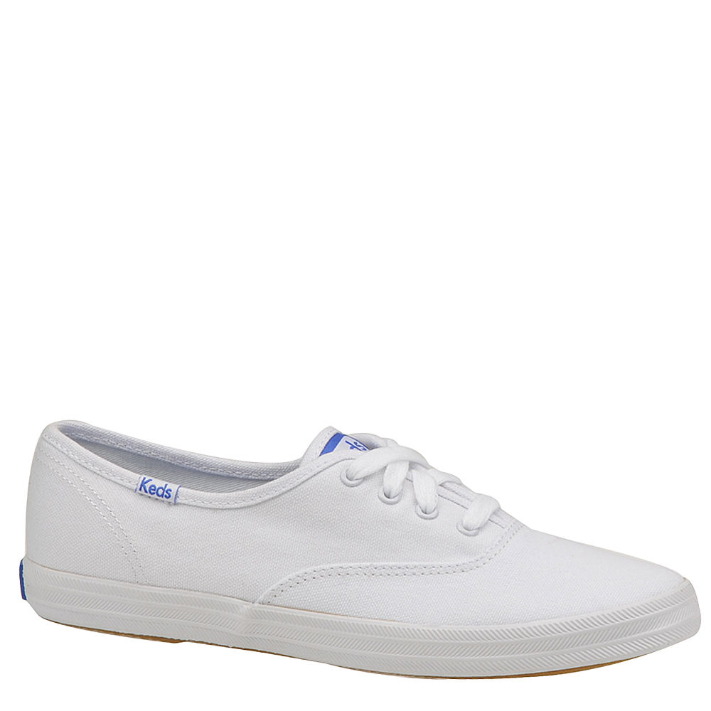 Pin Up Shoes- Heels, Pumps & Flats Keds Champion Oxford Womens White Oxford 5 D $45.00 AT vintagedancer.com