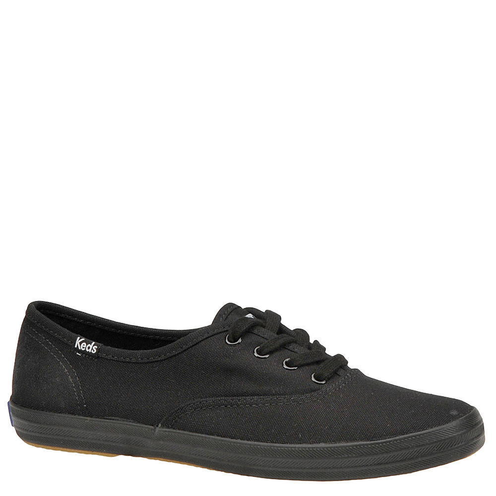 1950s Style Shoes Keds Champion Oxford Womens Black Oxford 8.5 A2 $39.95 AT vintagedancer.com