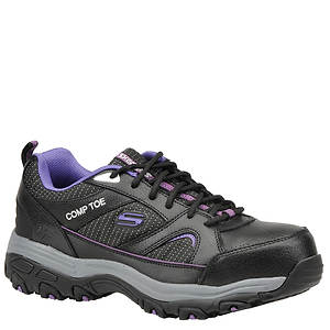Skechers Work Women's D'Lite SR - Tottle Composite Toe Oxford
