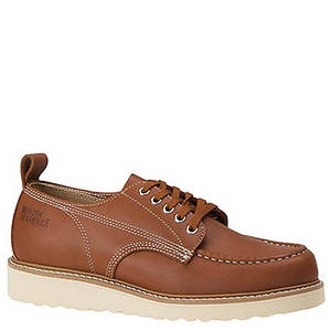 Work America Men's Crepe Wedged Sole Work Oxford