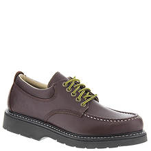 Work America Men's Moc Toe Work Oxford