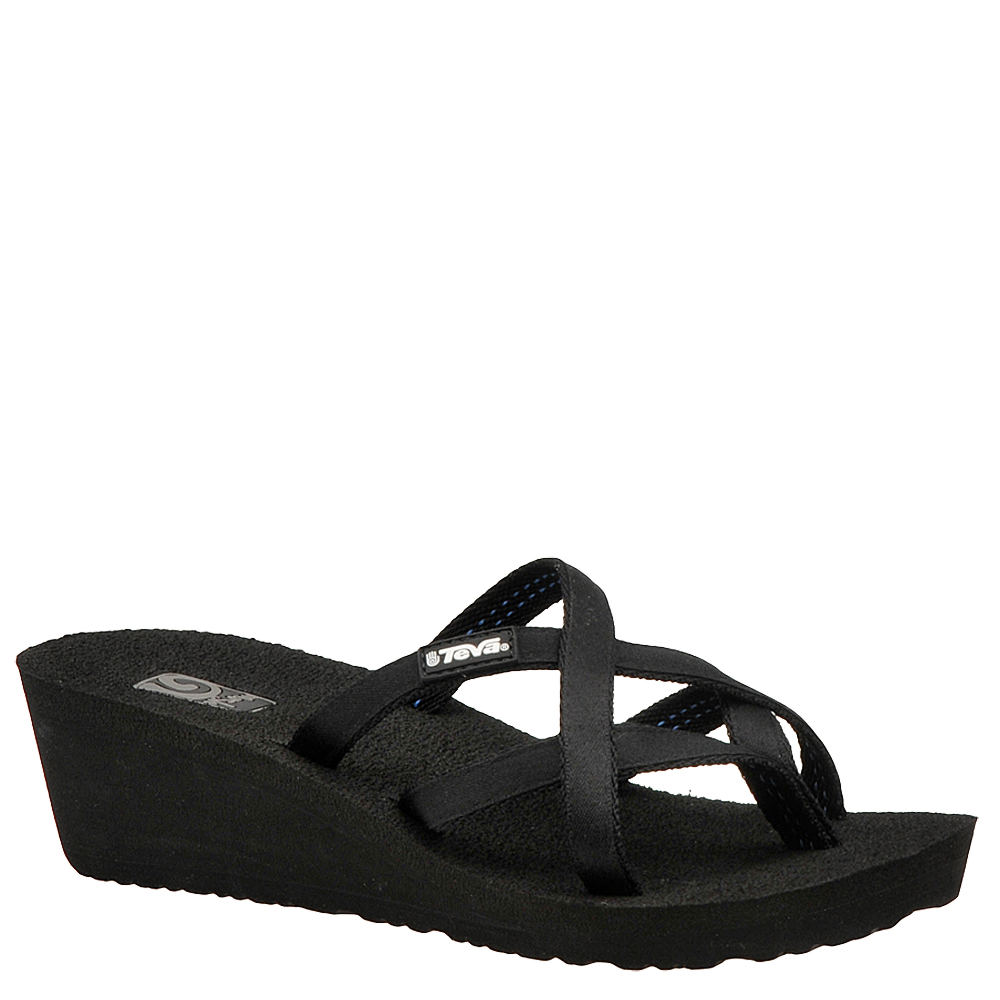 Teva-Mush-Mandalyn-Wedge-Ola-2-Women-039-s-Sandal