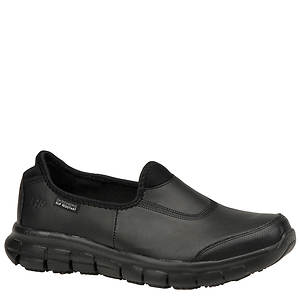 Skechers Work Women's Sure Track Slip-On