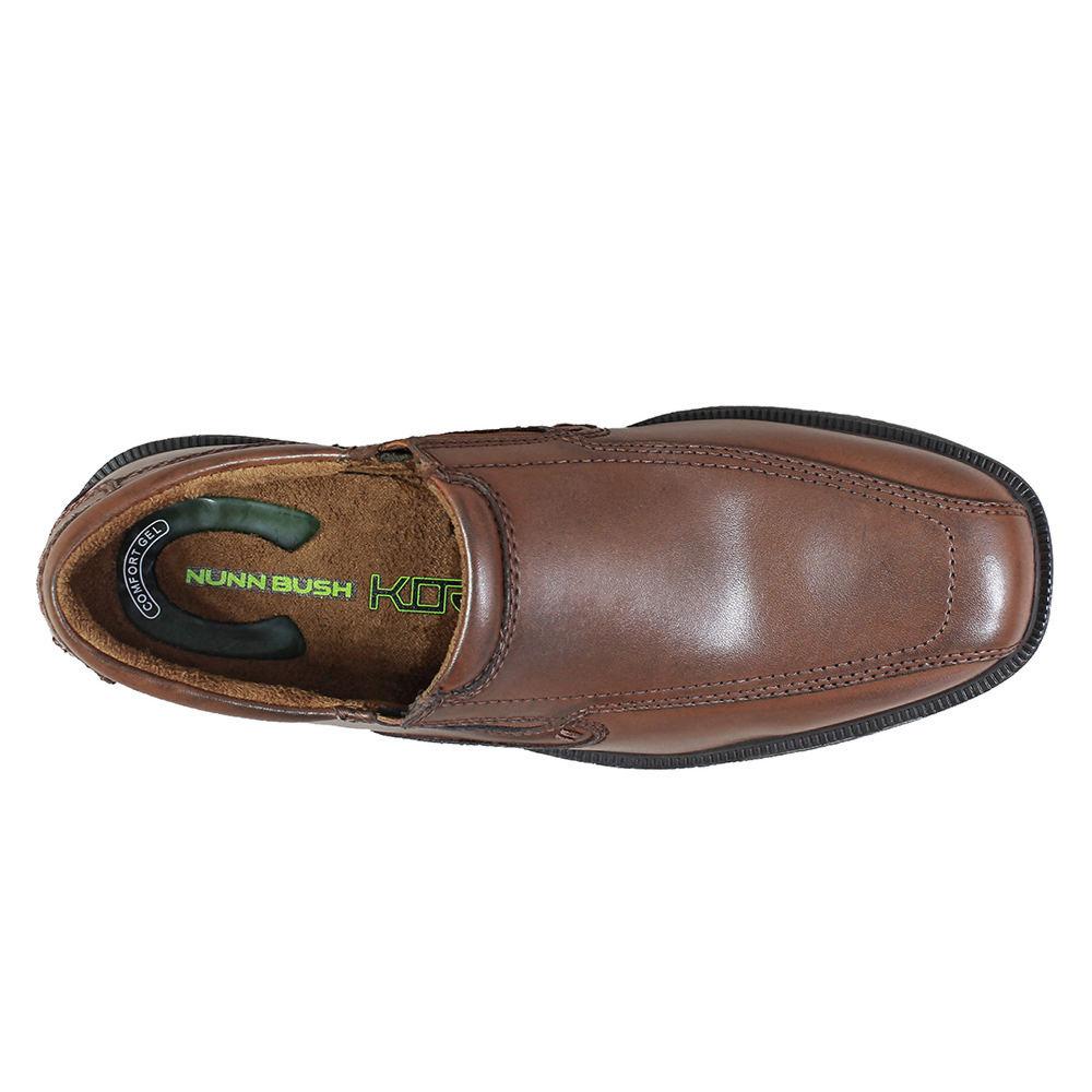 Nunn Bush Mens Bleeker Street Slip on Loafer