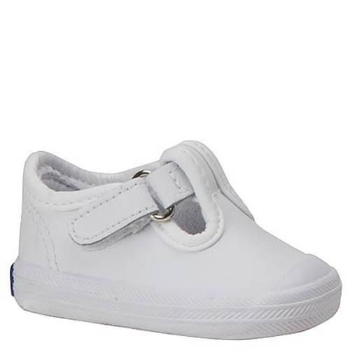 Keds Girls' Champion Toe Cap T-Strap (Infant-Toddler)