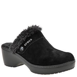 Crocs(TM) Cobbler Leather Clog (Women's)