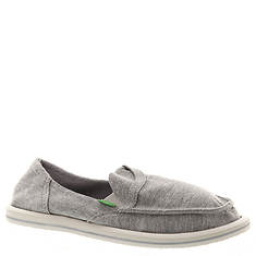 Sanuk Women's Pickpocket Fleece Slip-On
