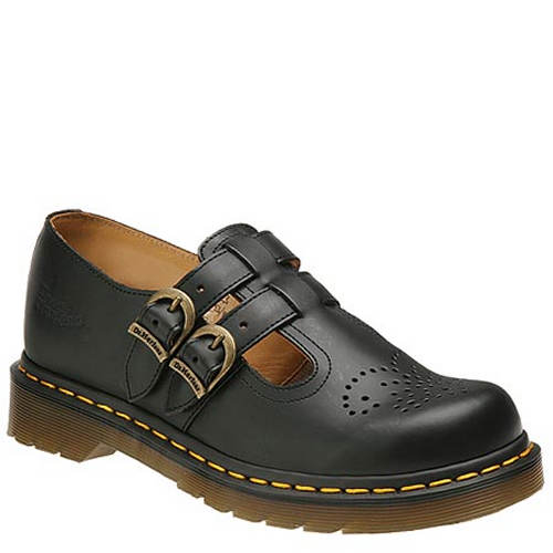 Dr Martens Women's 8065 Double Strap Mary Jane