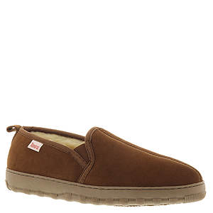 Men's Suede Twin Gore Slipper