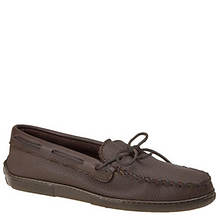Minnetonka Men's Moosehide Classic Slipper