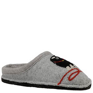 Haflinger Women's Wool Kitty Slipper