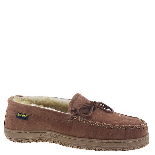 Old Friend Men's Suede Leather