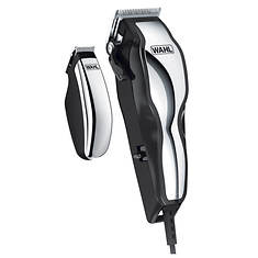 Wahl® 25 Piece Deluxe Chrome Pro™ Haircutting Kit