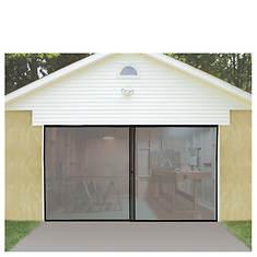 Single Garage Screen Door