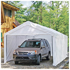 ShelterLogic 10'x20' Canopy Enclosure