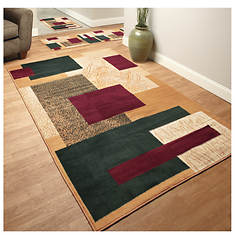 Fashion 3-Piece Rug Set
