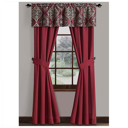 Hotel collection drapes color out of stock stoneberry for Hotel drapes for sale